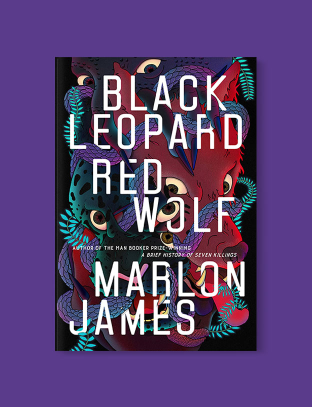 Best Book Covers 2019, Black Leopard, Red Wolf by Marlon James - book covers, book covers 2019, book design, best book covers, best book design, cover design, best covers, book cover design, book designers, design inspiration, cover design inspiration, book cover ideas, book design ideas, cover design ideas, book typography, book cover typography, book cover illustration, book cover design ideas