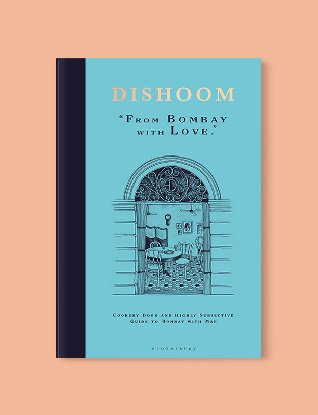 Best Book Covers 2019, Dishoom: From Bombay with Love by Shamil Thakrar - book covers, book covers 2019, book design, best book covers, best book design, cover design, best covers, book cover design, book designers, design inspiration, cover design inspiration, book cover ideas, book design ideas, cover design ideas, book typography, book cover typography, book cover illustration, book cover design ideas