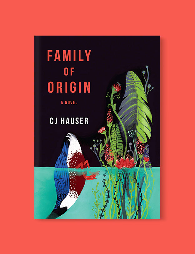Best Book Covers 2019, Family of Origin by C.J. Hauser - book covers, book covers 2019, book design, best book covers, best book design, cover design, best covers, book cover design, book designers, design inspiration, cover design inspiration, book cover ideas, book design ideas, cover design ideas, book typography, book cover typography, book cover illustration, book cover design ideas