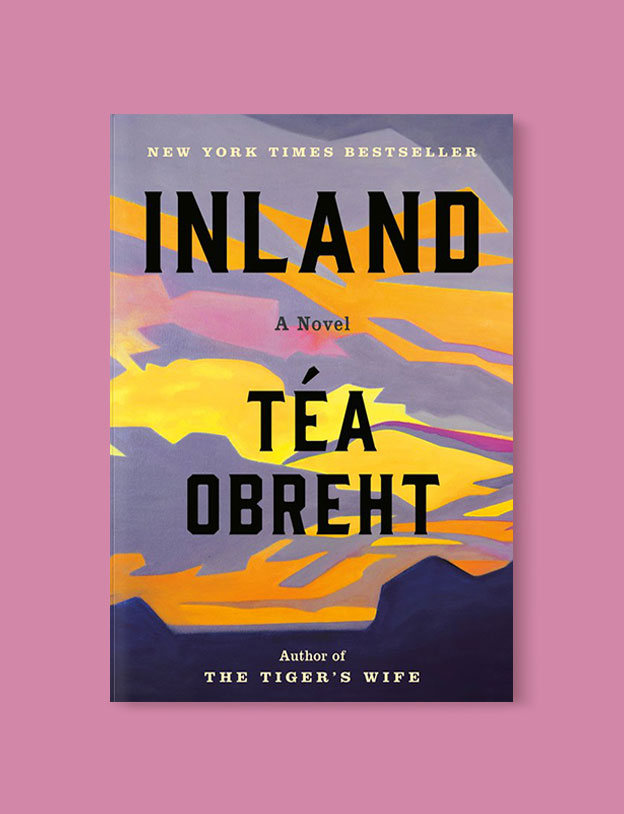 Best Book Covers 2019, Inland by Téa Obreht - book covers, book covers 2019, book design, best book covers, best book design, cover design, best covers, book cover design, book designers, design inspiration, cover design inspiration, book cover ideas, book design ideas, cover design ideas, book typography, book cover typography, book cover illustration, book cover design ideas