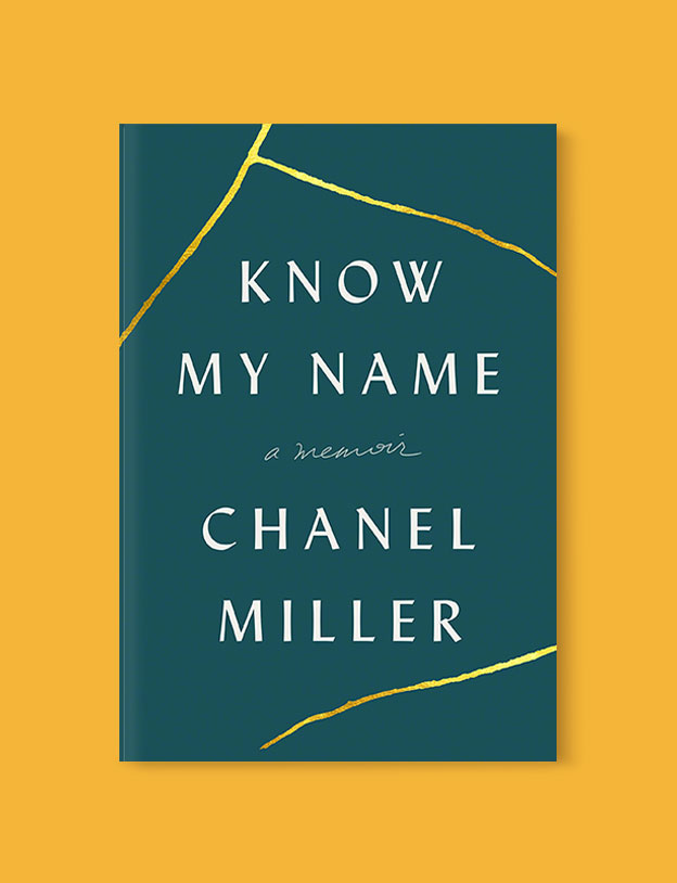Best Book Covers 2019, Know My Name: A Memoir by Chanel Miller - book covers, book covers 2019, book design, best book covers, best book design, cover design, best covers, book cover design, book designers, design inspiration, cover design inspiration, book cover ideas, book design ideas, cover design ideas, book typography, book cover typography, book cover illustration, book cover design ideas