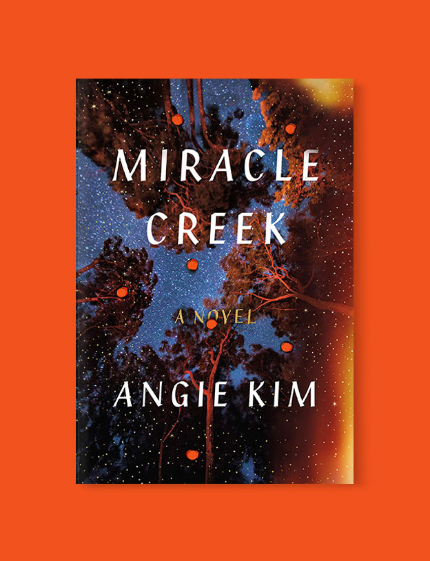 Best Book Covers 2019, Miracle Creek by Angie Kim - book covers, book covers 2019, book design, best book covers, best book design, cover design, best covers, book cover design, book designers, design inspiration, cover design inspiration, book cover ideas, book design ideas, cover design ideas, book typography, book cover typography, book cover illustration, book cover design ideas