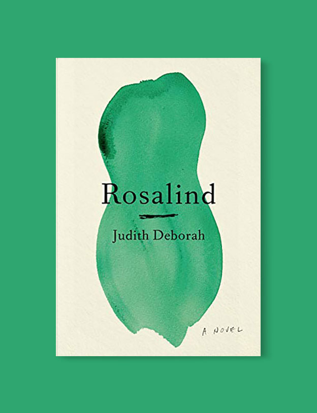 Best Book Covers 2019, Rosalind by Judith Deborah - book covers, book covers 2019, book design, best book covers, best book design, cover design, best covers, book cover design, book designers, design inspiration, cover design inspiration, book cover ideas, book design ideas, cover design ideas, book typography, book cover typography, book cover illustration, book cover design ideas