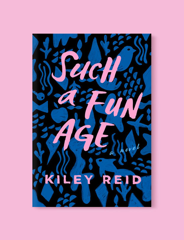 Best Book Covers 2019, Such a Fun Age by Kiley Reid - book covers, book covers 2019, book design, best book covers, best book design, cover design, best covers, book cover design, book designers, design inspiration, cover design inspiration, book cover ideas, book design ideas, cover design ideas, book typography, book cover typography, book cover illustration, book cover design ideas