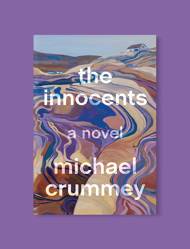 Best Book Covers 2019, The Innocents by Michael Crummey - book covers, book covers 2019, book design, best book covers, best book design, cover design, best covers, book cover design, book designers, design inspiration, cover design inspiration, book cover ideas, book design ideas, cover design ideas, book typography, book cover typography, book cover illustration, book cover design ideas