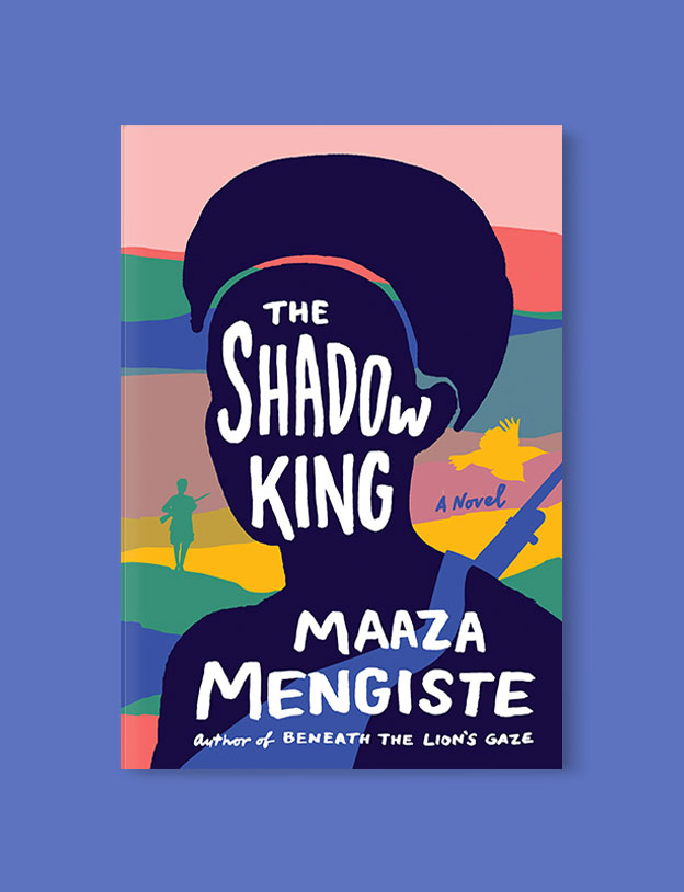 Best Book Covers 2019, The Shadow King by Maaza Mengiste - book covers, book covers 2019, book design, best book covers, best book design, cover design, best covers, book cover design, book designers, design inspiration, cover design inspiration, book cover ideas, book design ideas, cover design ideas, book typography, book cover typography, book cover illustration, book cover design ideas