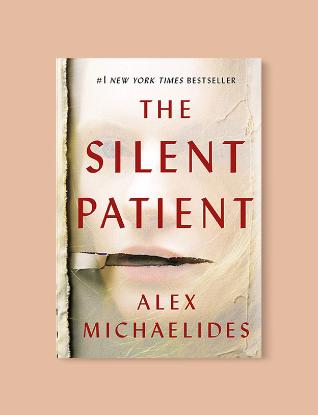 Best Book Covers 2019, The Silent Patient by Alex Michaelides - book covers, book covers 2019, book design, best book covers, best book design, cover design, best covers, book cover design, book designers, design inspiration, cover design inspiration, book cover ideas, book design ideas, cover design ideas, book typography, book cover typography, book cover illustration, book cover design ideas
