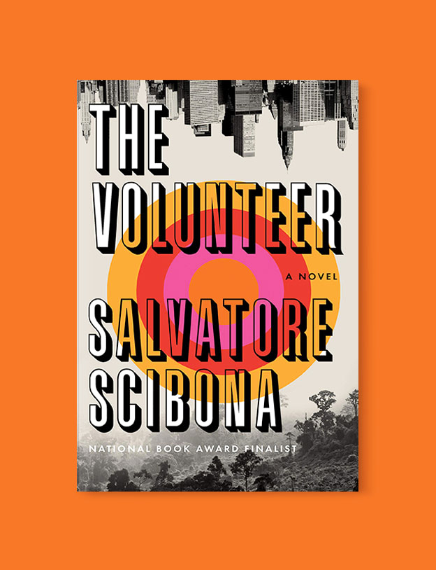 Best Book Covers 2019, The Volunteer by Salvatore Scibona - book covers, book covers 2019, book design, best book covers, best book design, cover design, best covers, book cover design, book designers, design inspiration, cover design inspiration, book cover ideas, book design ideas, cover design ideas, book typography, book cover typography, book cover illustration, book cover design ideas
