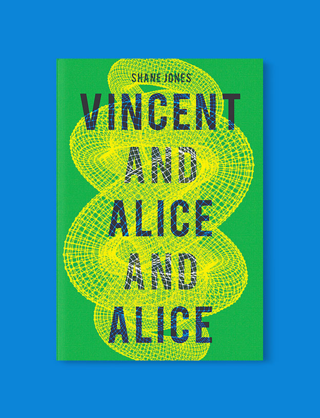 Best Book Covers 2019, Vincent and Alice and Alice by Shane Jones - book covers, book covers 2019, book design, best book covers, best book design, cover design, best covers, book cover design, book designers, design inspiration, cover design inspiration, book cover ideas, book design ideas, cover design ideas, book typography, book cover typography, book cover illustration, book cover design ideas