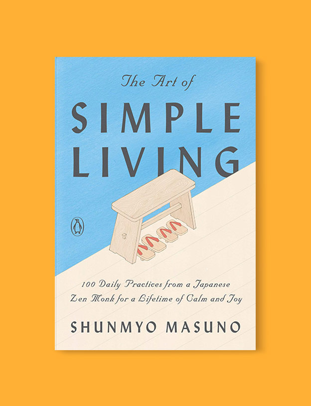 Best Book Covers 2019, Zen: The Art of Simple Living by Shunmyō Masuno - book covers, book covers 2019, book design, best book covers, best book design, cover design, best covers, book cover design, book designers, design inspiration, cover design inspiration, book cover ideas, book design ideas, cover design ideas, book typography, book cover typography, book cover illustration, book cover design ideas