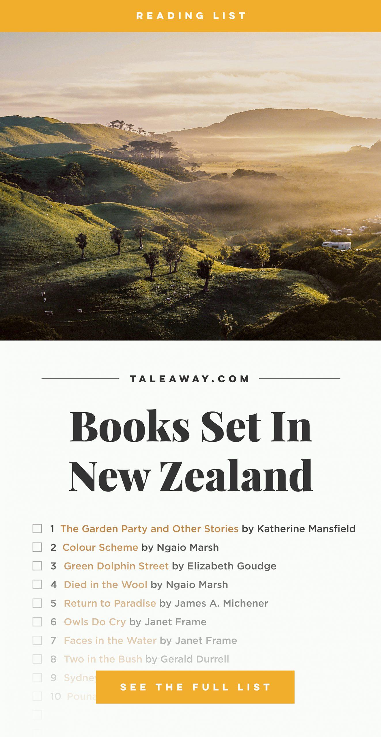 Books Set In New Zealand - new zealand books, new zealand novels, new zealand literature, new zealand fiction, new zealand, new zealand authors, new zealand travel, best books set in new zealand, popular new zealand books, new zealand reads, books about new zealand, new zealand reading challenge, new zealand reading list, new zealand history, new zealand travel books, new zealand books to read, novels set in new zealand, books to read about new zealand, oceania books, book challenge, books and travel, travel reading list, reading list, reading challenge, books to read, books around the world, new zealand culture, auckland books, christchurch books, wellington books, nz books